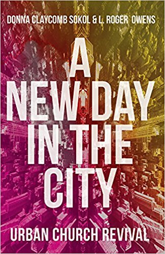 A New Day in the City Book Cover