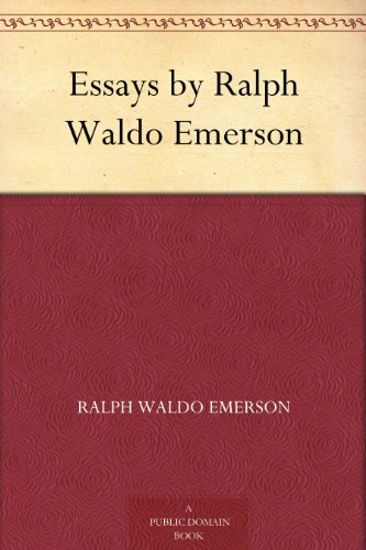 Cover of Emerson Essays Book