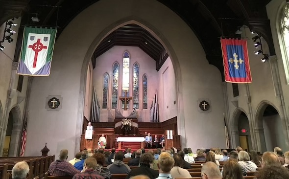 Generosity Transformed Conference in Sanctuary