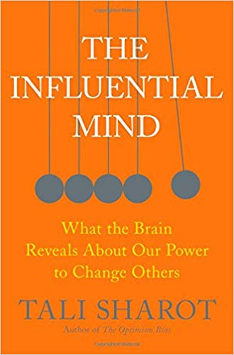 Influential Mind book cover