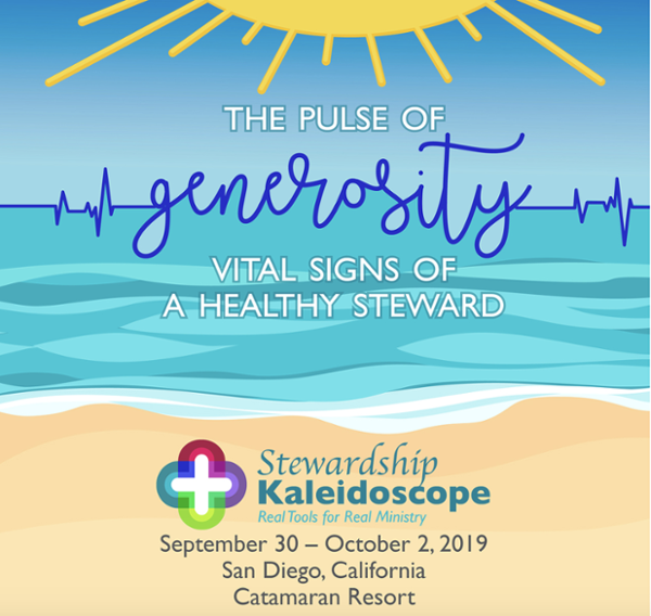 The Pulse of Generosity logo