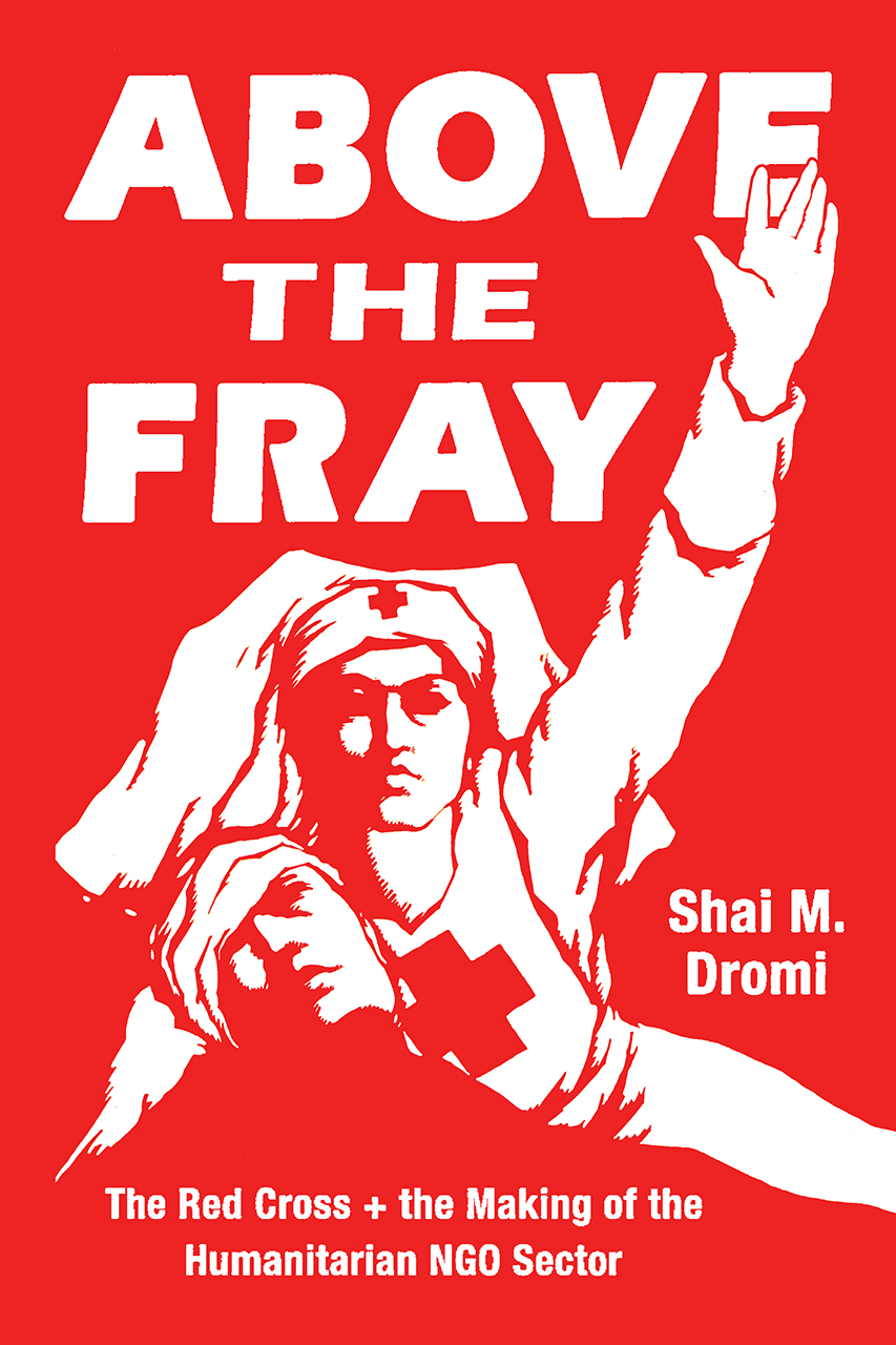 Above the Fray book cover