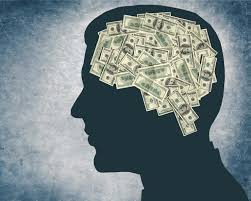 money in brain clip art