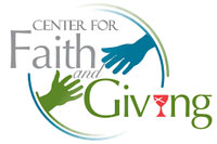 Center for Faith and Giving logo