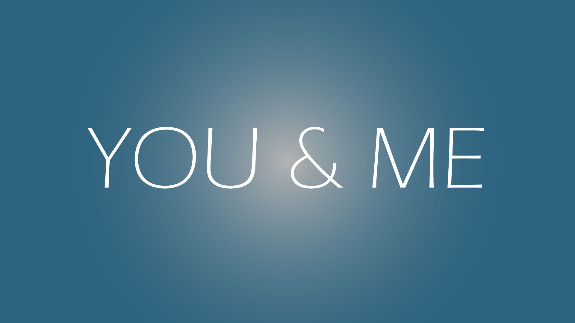 You and Me clip art