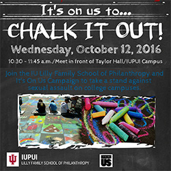 Indiana University Lilly Family School of Philanthropy: Philanthropy Matters September 2016