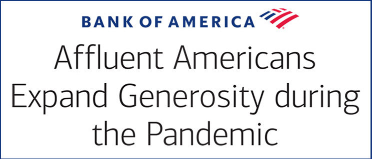 Bank of America generosity study
