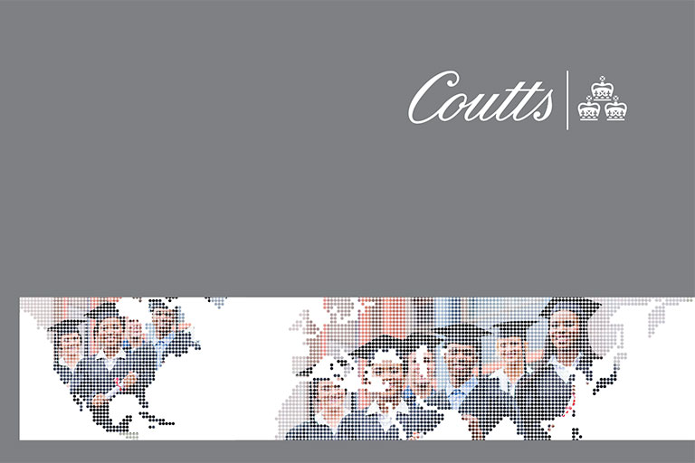 Coutts Million Dollar Donors report cover
