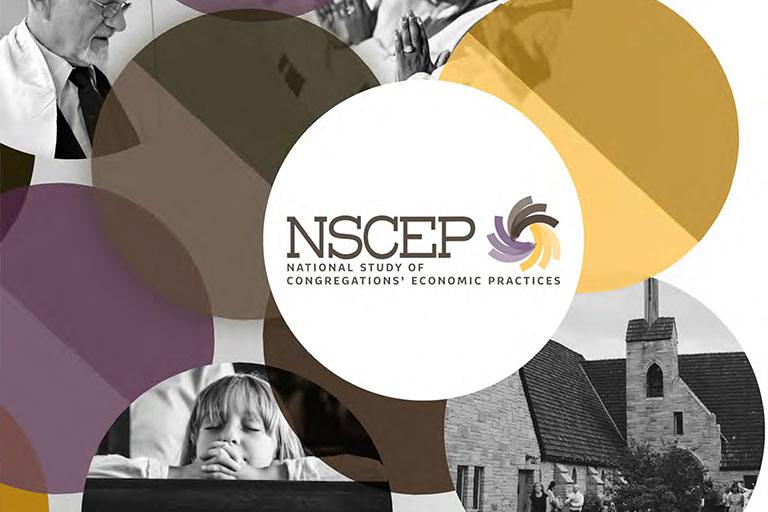 National Study of Congregations Economic Practices report cover